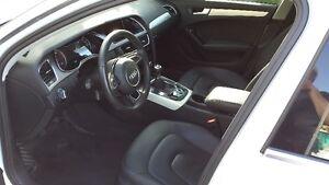 2013 Audi A4 Sedan 6 speed manual
