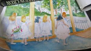 Shirley Zalkind watercolor prints(5)