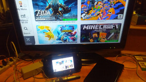 Wii U  32 GB Deluxe System