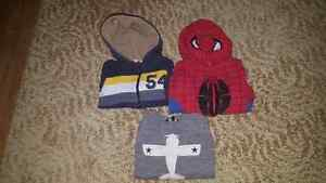 Boys size 5/6 sweaters