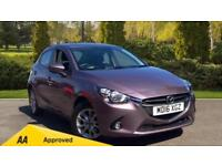 2016 Mazda 2 1.5 75 SE-L 5dr Manual Petrol Hatchback