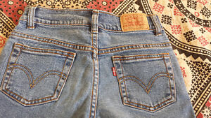 New Condition Girls Levi Pant