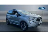 2021 Ford Ecosport 1.0 EcoBoost 140 ST-Line 5dr Petrol Hatchback Hatchback Petro