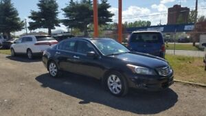 2008 ACCORD/LOADED/LEATHER/ ACCIDENT FREE/ LOW KM
