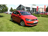 60 Volkswagen Polo 1.4 ( 85ps ) 2010MY SE, 5 Dr, 41052 miles, 1 Owner ,