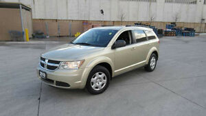 2010 Dodge Journey, Automatic, mint. 3 years warranty available