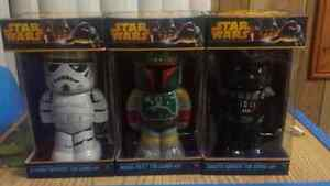 Star wars tin wind ups