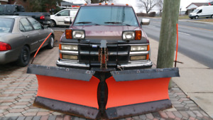 1994 Chevy 2500 4x4 with plow