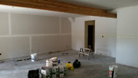 Professional and Affordable Tapping/ Mudding/ Drywall Finishing