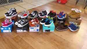 Toddler shoes Variety of brands sizes from 6c to 11c London Ontario image 6