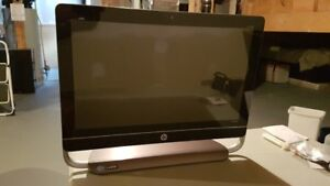 HP Envy 23 TouchSmart All in One PC