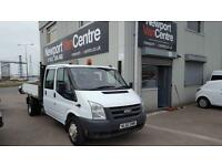 2010 60 Ford Transit 2.4TDCi Duratorq ( 115PS 6 SPEED ) 350L ( DRW ) 350 LWB