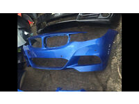 BMW f34 get m sport genuine front bumper rear also available can post