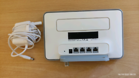 Huawei router with SIM