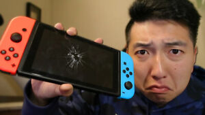 We  pay   cash  for     your     broken    Nintendo     Switch