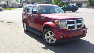 dodge nitro 4x4. hot deal for qwick sale