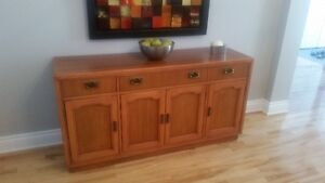 Dining Room Buffet / Sideboard / TV Stand Unit