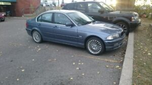 2001 BMW 330xi Enthusiast Owned Vehicle