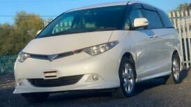 Fresh Import Facelift Toyota Estima Aeras G 2.4 Auto 8 Seater MPV 58K Miles Only