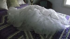 Full Bridal Dress Crinoline