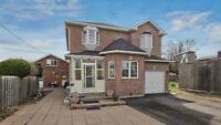 House for Rent 3 Bedroom and 2.5 Washroom, Mississauga Malton.