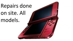New 3DS , XL Repairs ,Wii u , same day service , anytime !