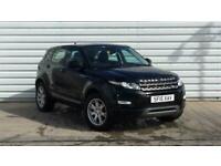 2015 Land Rover Range Rover Evoque 2.2 SD4 Pure 5dr Auto [9] [Tech Pack] SUV die
