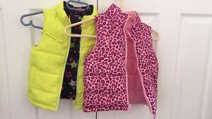 3T reversible vests