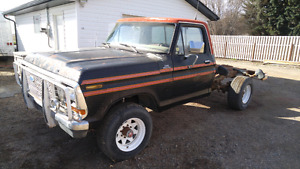 79 ford f250 4x4