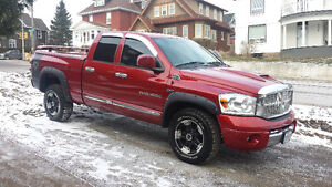 2007 Dodge Power Ram 1500 Larime Pickup Truck
