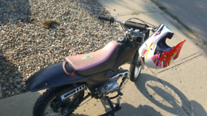 90cc.  dirt bike for sale