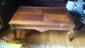 Solid Wood Coffee Table - Accepting Offers