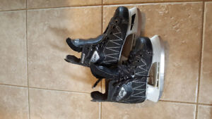 Size 13 hockey skates, , xs shorts with jock