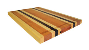 Large Pro Sized Edge Grain Hardwood Cutting Boards