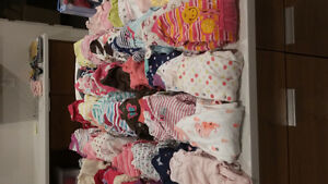 0 to 6 month baby girl clothing - over 60 summer items