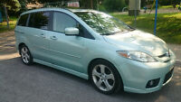 2006 Mazda Mazda5 GT 2.3 129000KM AUTOMATIC NO RUST PERFECT MK