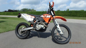 Nice 2011 KTM 450 EXC with Rekluse