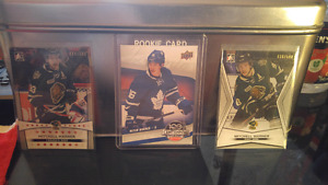 3 Mitch Marner rookie cards