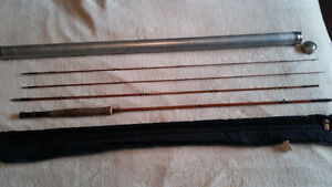 Vintage Bamboo Fly Rod