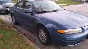 1999 Oldsmobile Alero  Kitchener / Waterloo Kitchener Area image 2