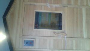 2 person outdoor sauna Windsor Region Ontario image 1