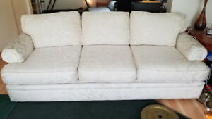 Sofa queen size hide-a-bed