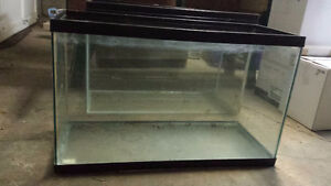 Two 33 gallon Aquariums + extras