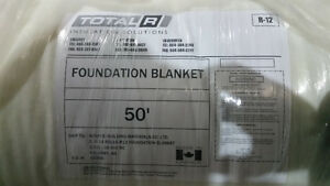 Insulation great deals on home renovation materials in for Blanket insulation basement walls