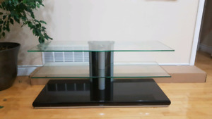 TV table and storage console