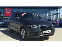 2014 Audi Q3 2.0 TDI S Line 5dr Diesel Estate Estate Diesel Manual
