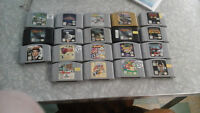N64 and Gamecube Stuff for Sale