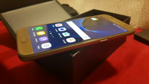 Samsung Galaxy S7 Gold 32gb unlocked