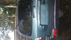 2003 Hyundai Santa Fe GL SUV, Crossover, Engine is 2.7L