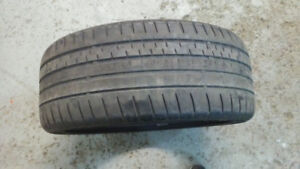 1x Continental Sport Contact 2 225/40R18 92Y